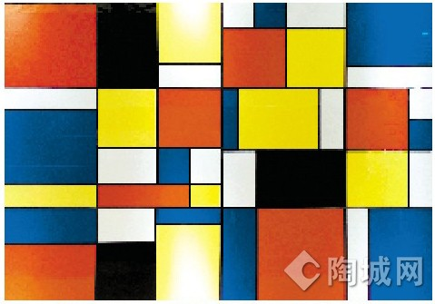 金森建陶则瞄准了纯色砖的色彩饱和度