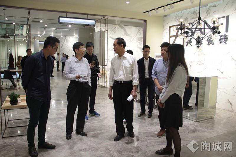 兴辉现代轻奢馆――陶瓷行业展厅的新突破