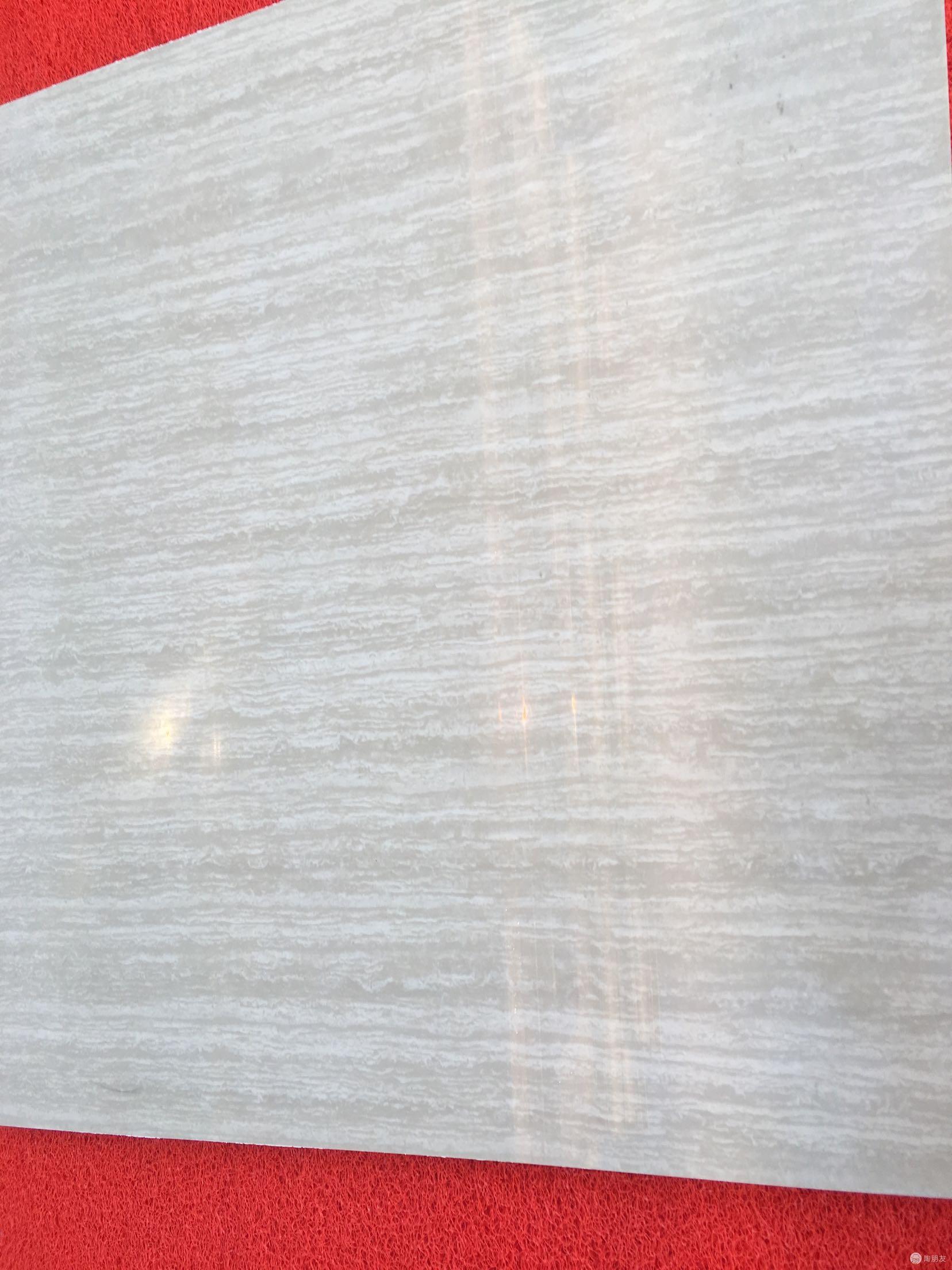 灰色木纹抛光砖600×900